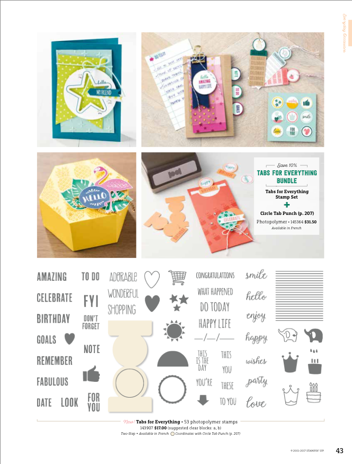 Tabs for Everything Bundle #145364