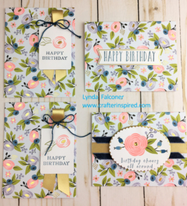 Variations on Perennial Birthday Project Kit by Lynda Falconer at www.lyndafalconer.stampinup.net