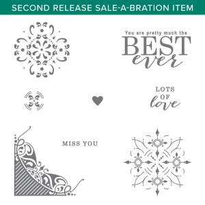 All Adorned Stamp Set one of many Free Gifts during Sale-A-Bration 2019 at www.lyndafalconer.stampinup.net