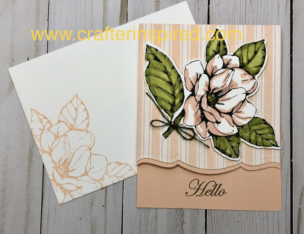 Magnolia Lane is my favorite suite. Find it at www.lyndafalconer.stampinup.net