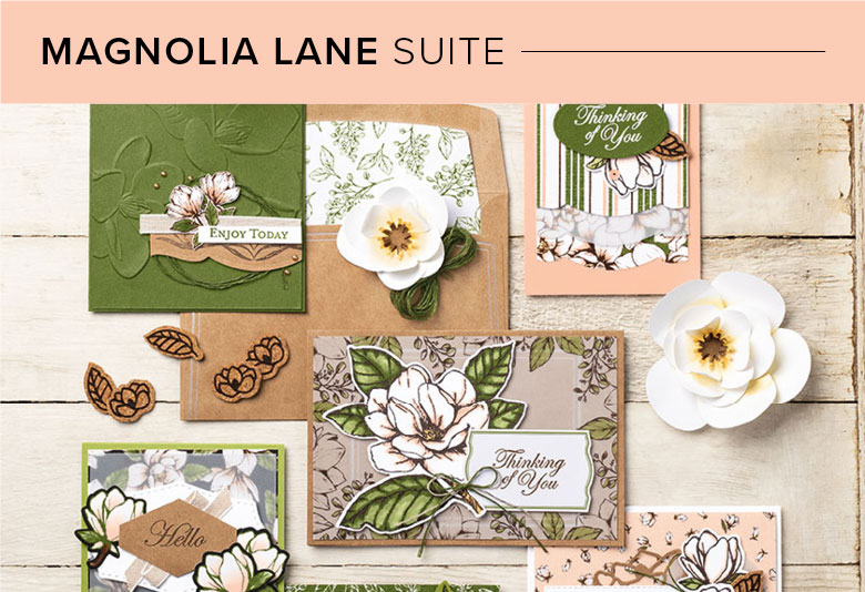 Magnolia Lane Suite at www.lyndafalconer.stampinup.net