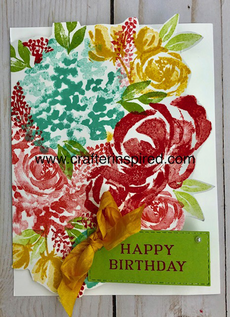 Get the Beautiful Friendship Stamp Set on sale October 23rd at lyndafalconer.stampinup.net